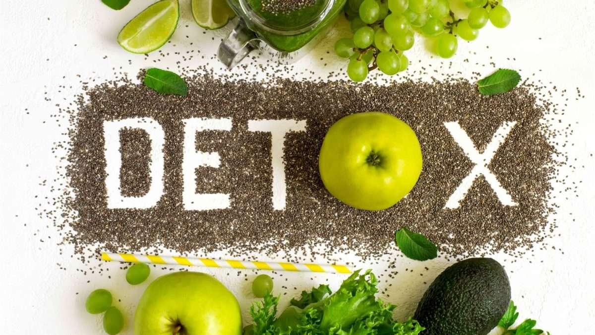 Czym jest odpowiedni napój do detoksykacji Twojego ciała?