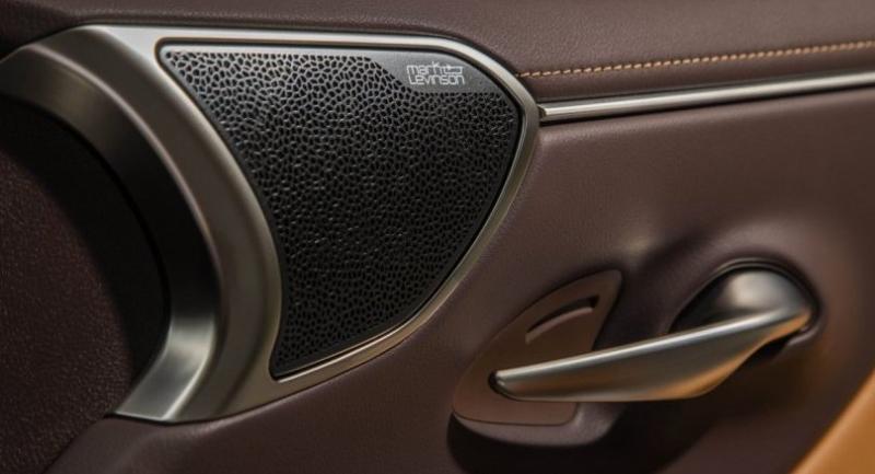 lexus car audio