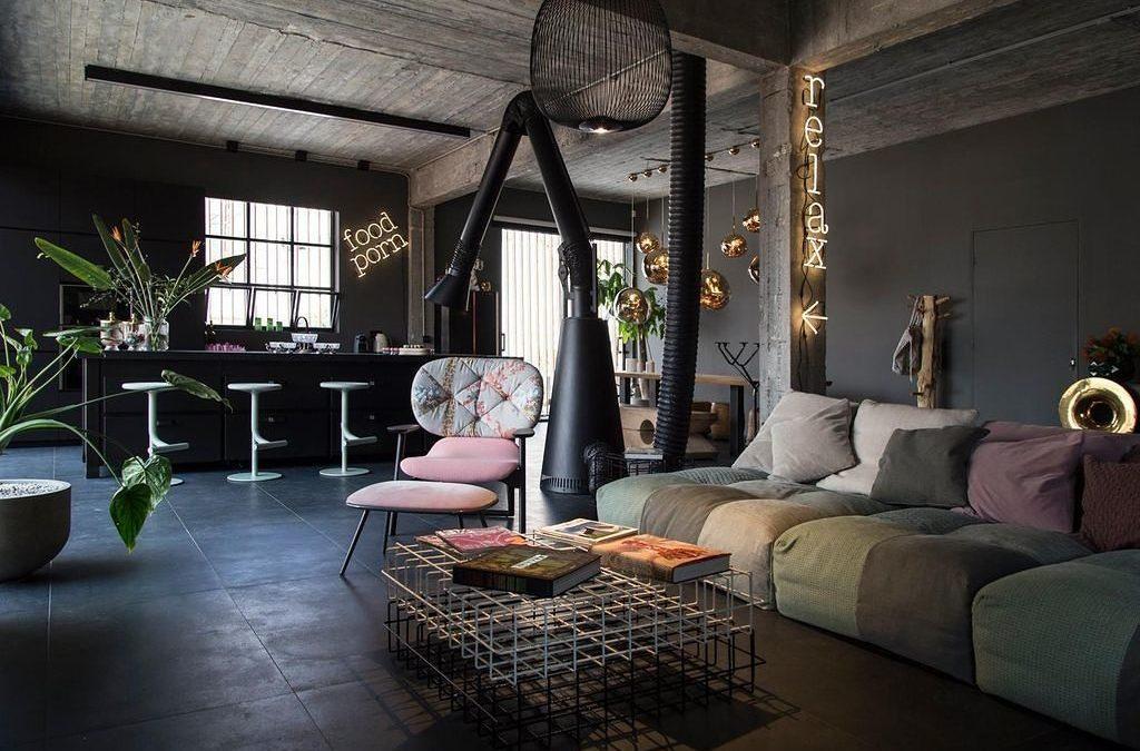 Urządzanie mieszkania w tylu loftowym